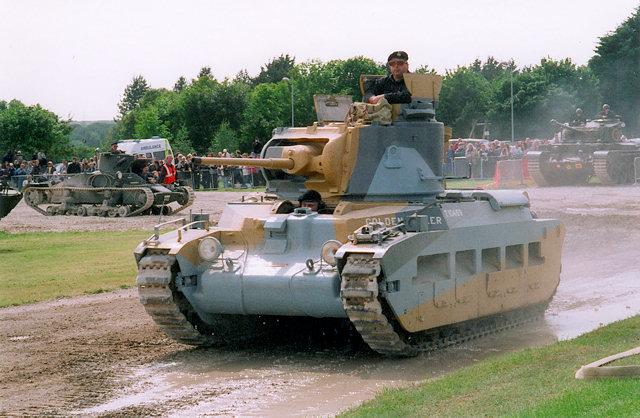 A12  Infantry Tank Mark Ii  Matilda