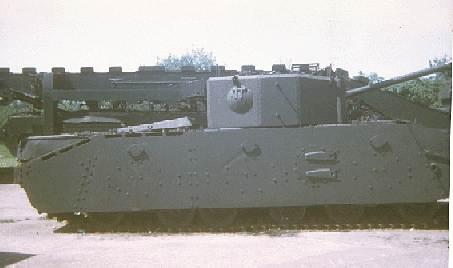 Bovington 1969