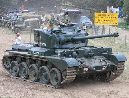 War and Peace Show 2004