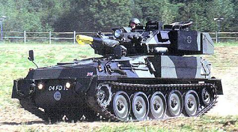 FV101 CVR(T) Scorpion